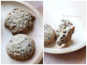 巧克力豆核桃曲奇 Best Chocolate Chip Cookies
